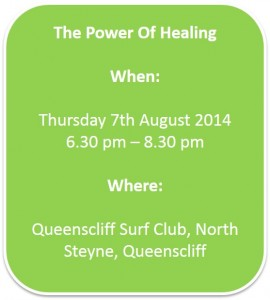 The Power Of Healing Event – Sydney