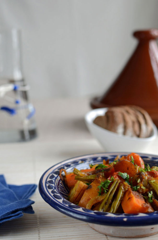 Autoimmune Recipe - Vegetable Tagine