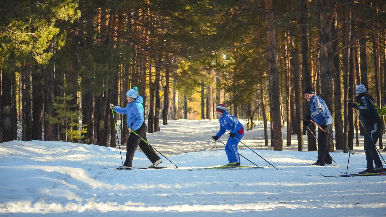 Health Benefits Of Winter Sports