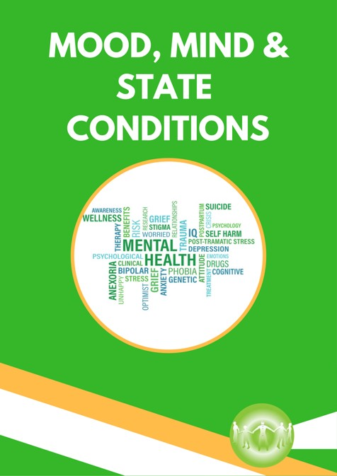 Holistic Info about Mood, Mind & State Conditions