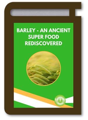 Barley - An Ancient Super Food Rediscovered eBook