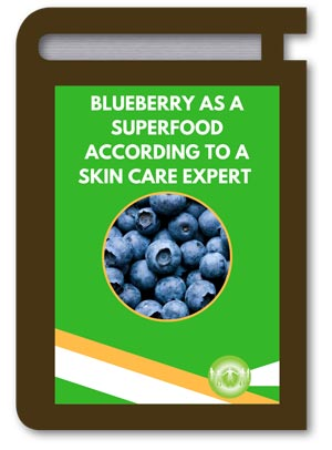 Blueberry as Superfood According to Skin Care Expert
