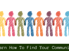 Learn How To Find Your Community