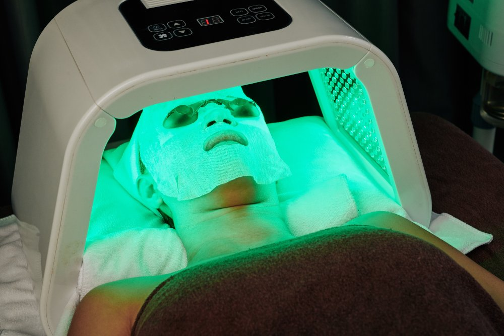 low level light therapy